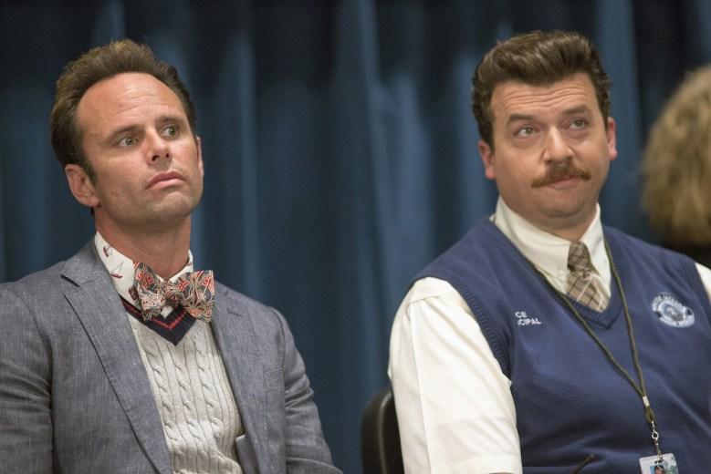 Vice Principals Walton Goggins & Danny McBride
