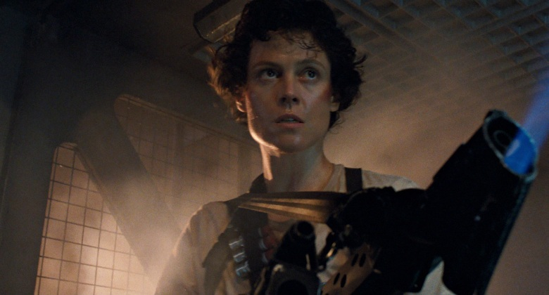 """Aliens"" Sigourney Weaver"