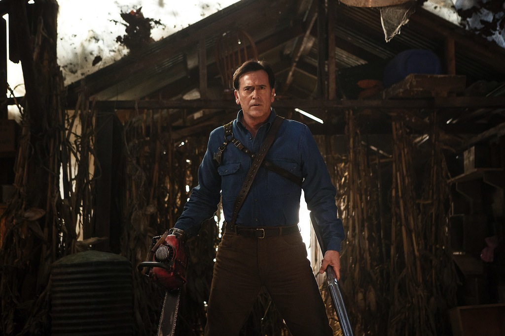 Ash Williams For President See The Evil Dead Star S Presidential Bid Indiewire