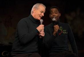 A VERY MURRAY CHRISTMAS Bill Murray & Chris Rock