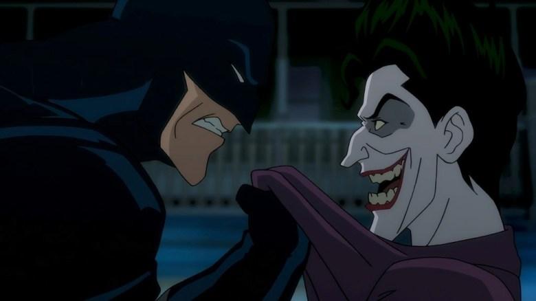 batman essay