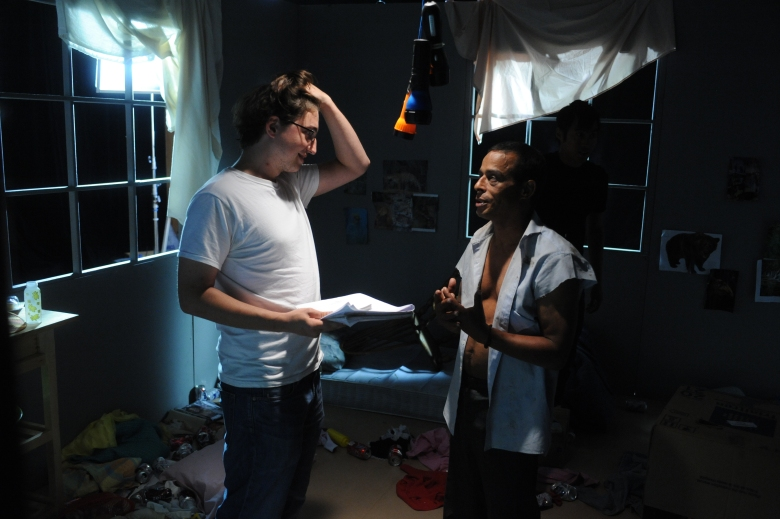 Three years before director Benh Zeitlin took the Sundance Film Festival by story, he workshopped his breakout hit at the 2009 Lab.