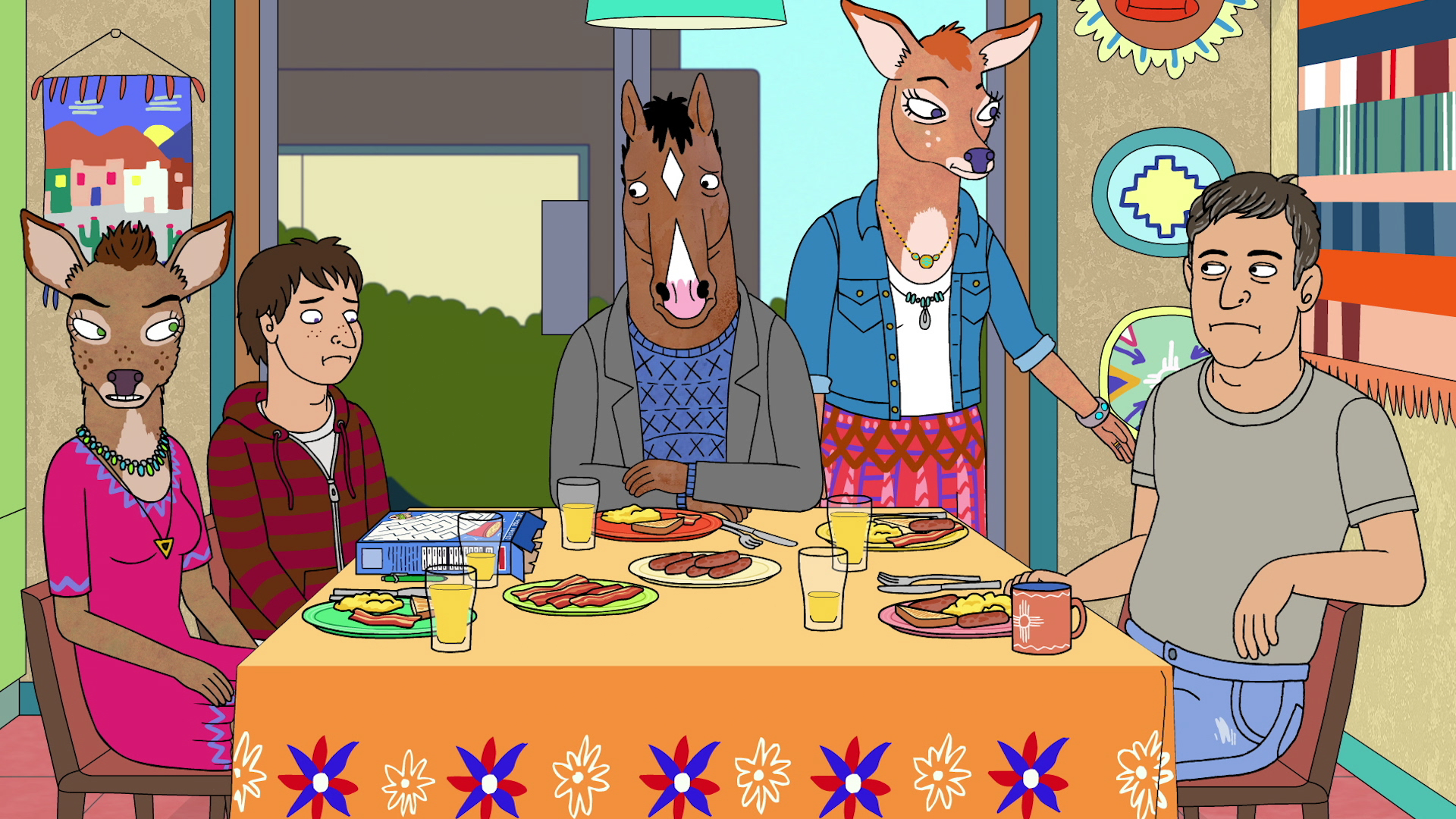 BoJack Horseman Season 2