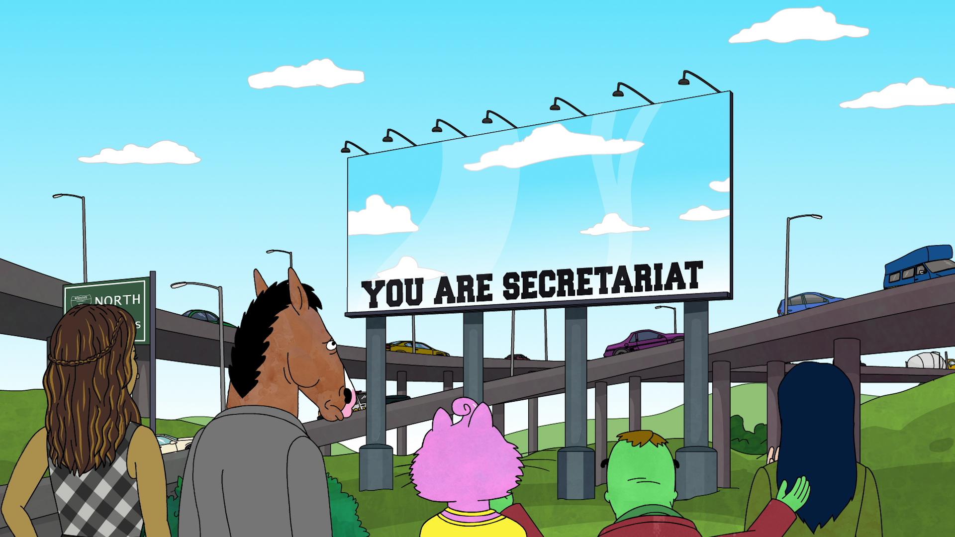 Secretariat campaign