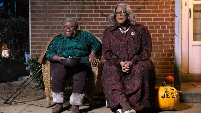Boo! A Madea Halloween' Trailer For Tyler Perry's Horror Film ...