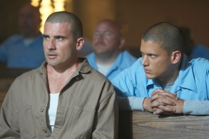 "Dominic Purcell and Wentworth Miller on ""Prison Break"""