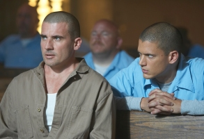 """Dominic Purcell and Wentworth Miller on """"Prison Break"""""""