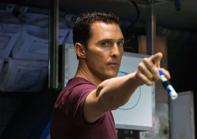 Matthew McConaughey Directs a Wild Turkey Commercial — Watch