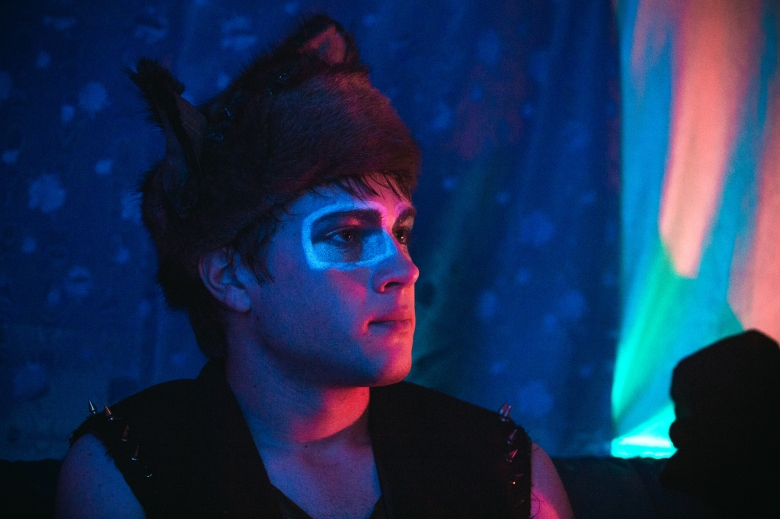 "Connor Jessup in ""Closet Monster"""