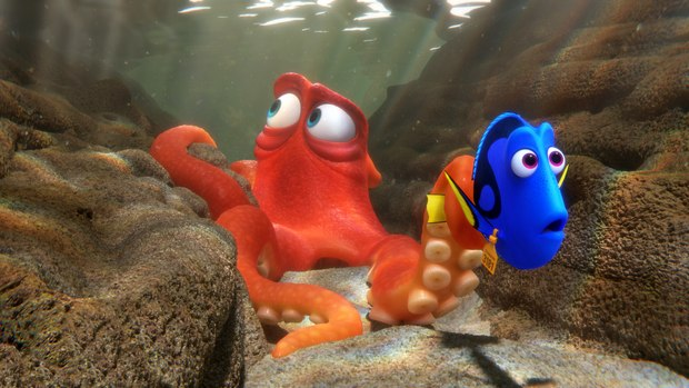 finding dory how pixar cracked hank the shape shifting octopus