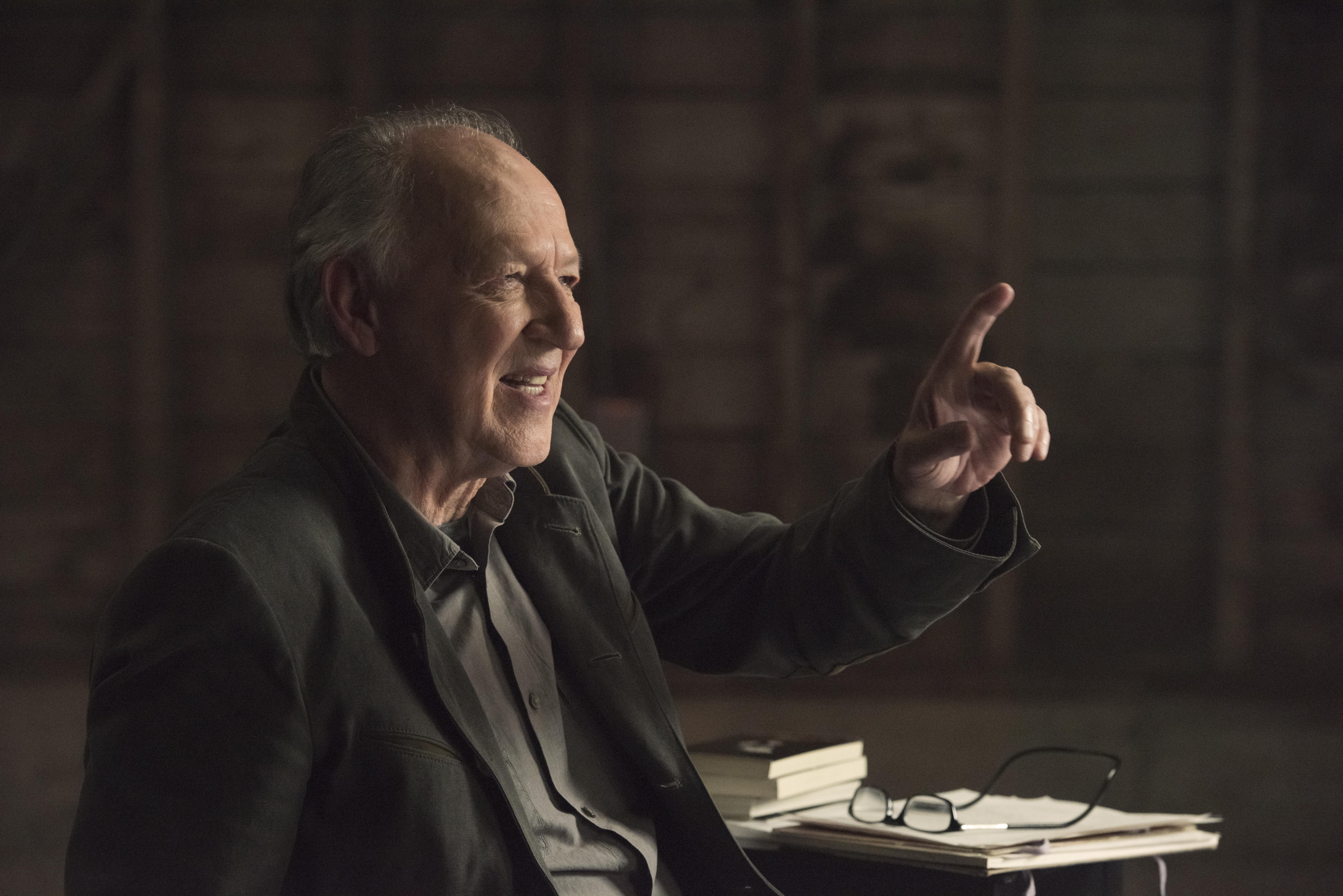 Werner Herzog teaches a MasterClass