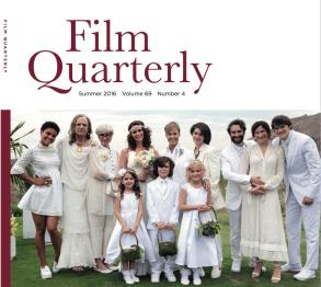 Film Quarterly Summer 2016 Edition