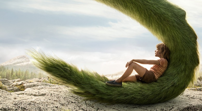 Disney's Pete's Dragon 2016