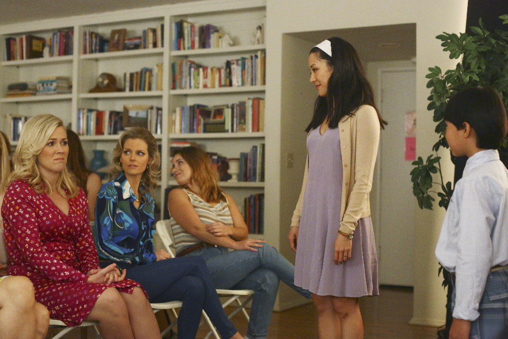 """Fresh Off the Boat"": Rachel Cannon, Chelsea Crisp, Constance Wu and Ian Chen"
