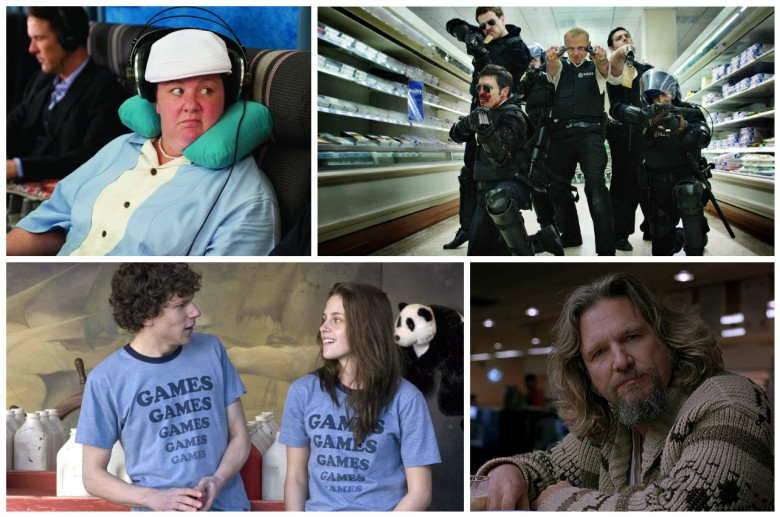 biggest comedy movies of 2016