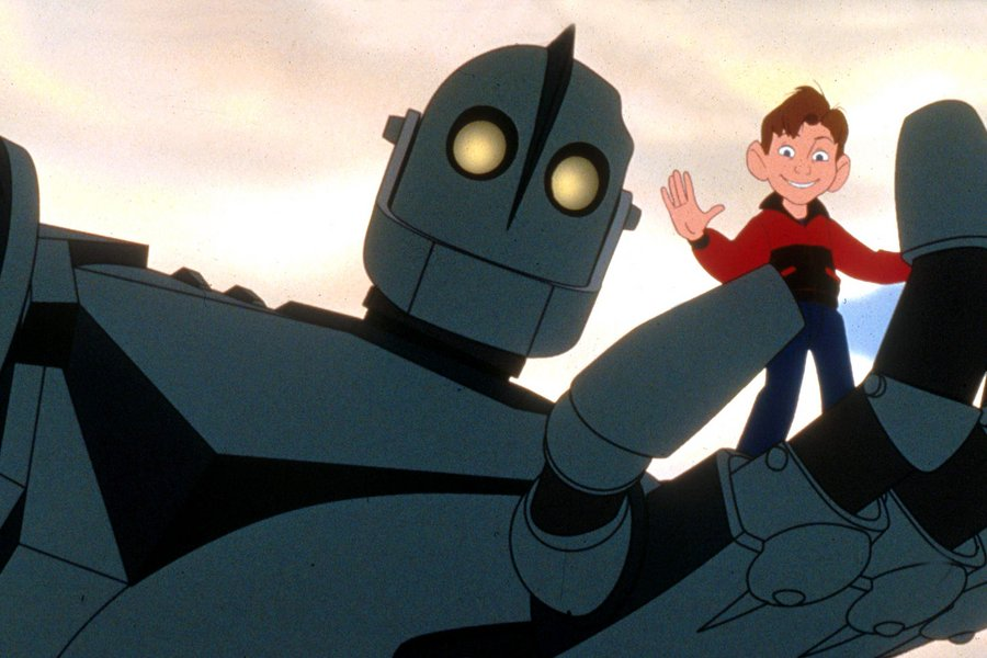 'The Iron Giant' Is a Classic, But Brad Bird Still Accepts Some Blame For Its Box Office