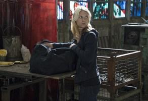 Homeland Season 5 Claire Danes
