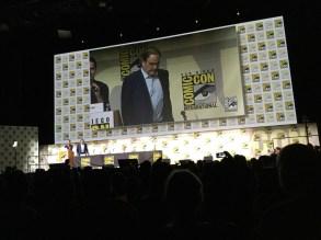 Oliver Stone at Comic-Con 2016.