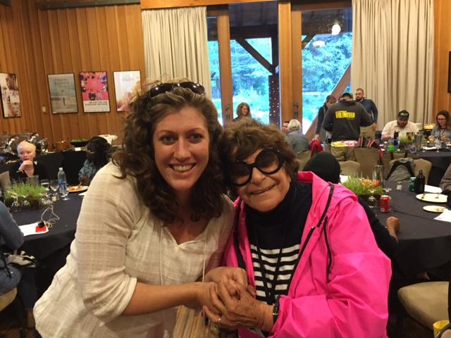 Annie Silverstein & Joan Darling