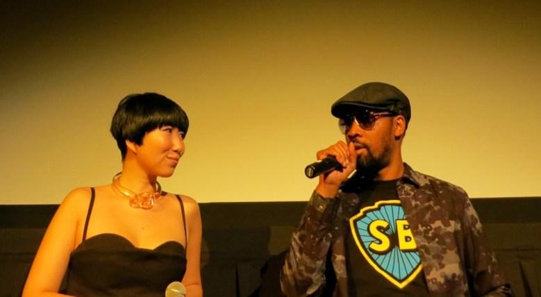 Metrographs' Aliza Ma and filmmaker RZA