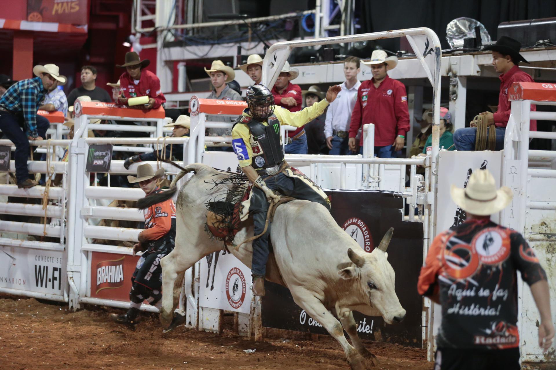 """""""Fearless,"""" a Netflix original docu-series, follows a group of professional bull riders."""