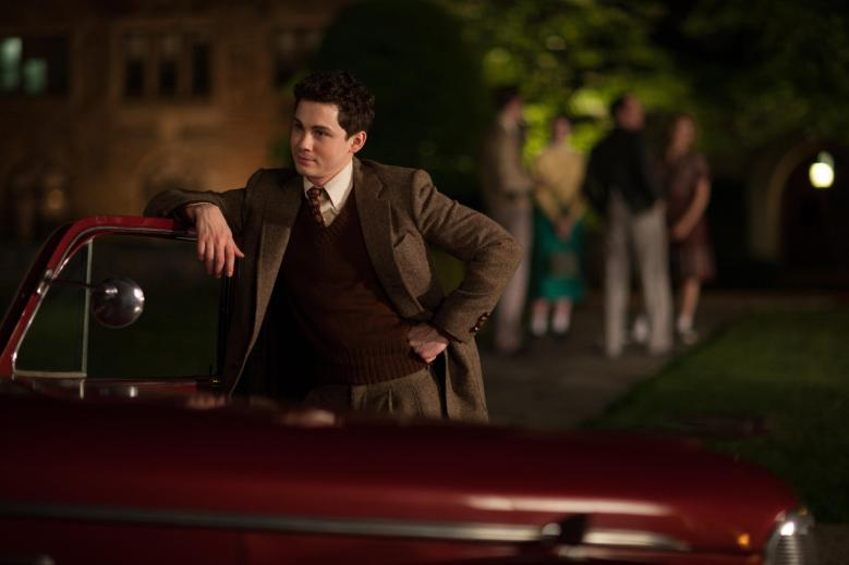 "Logan Lerman in ""Indignation"""