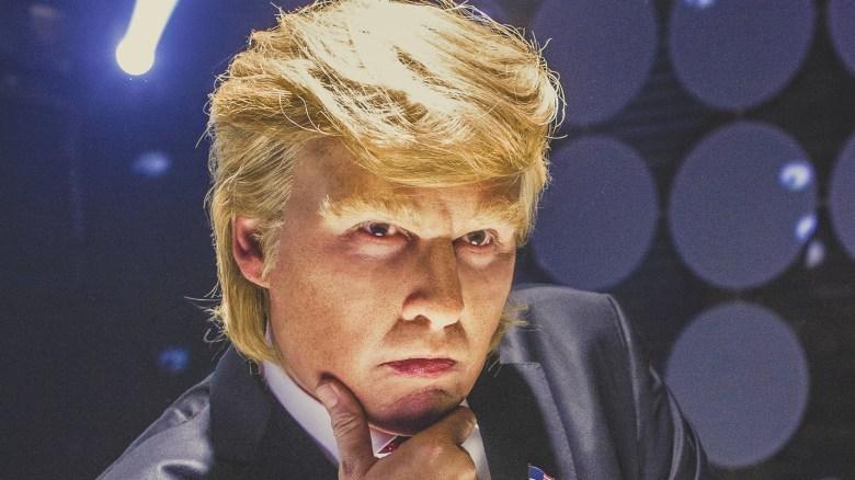 Johnny Depp The Art of the Deal Donald Trump