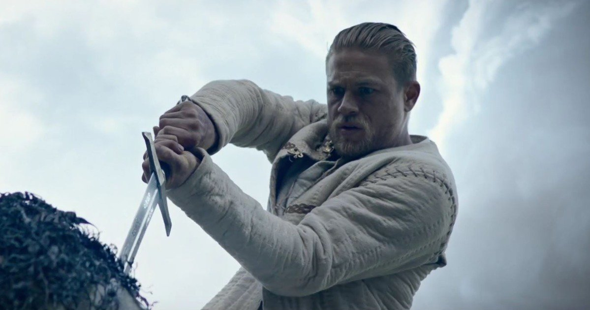 Charlie Hunnam Wants 'King Arthur' Do-Over After 'Miscasting' Crippled Guy Ritchie Film