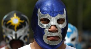 Documentary about Mexican wrestling, Lucha Mexico