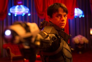 "Dane DeHaan in ""Valerian."""