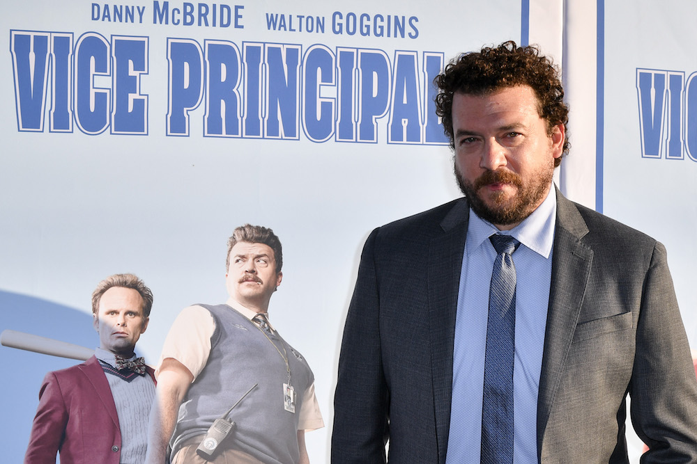 HBO's 'Vice Principals' Starring Danny McBride Will Only ...