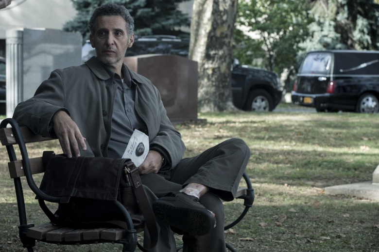 The Night Of's' John Turturro, Producers Discuss Eczema on