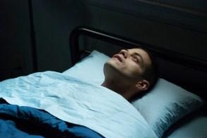 """Rami Malek in """"Mr. Robot."""""""