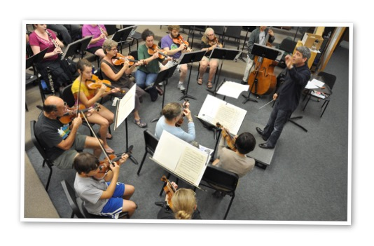 Project of the Day - Orchestrating Change