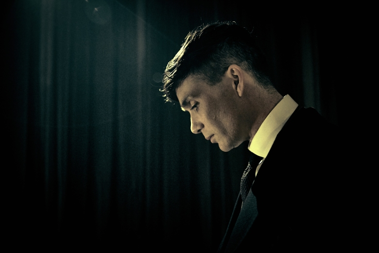 "Cillian Murphy on ""Peaky Blinders"""