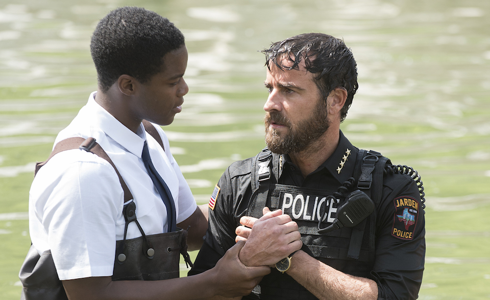 The Leftovers Season 3 Episode 1 Jovan Adepo Justin Theroux