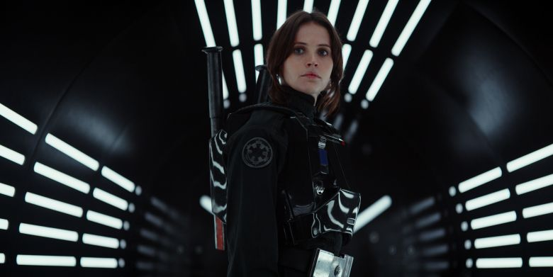Star Wars: Rogue One Felicity Jones