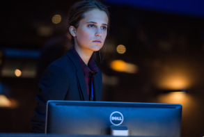 "Alicia Vikander as Heather Lee in ""Jason Bourne"""