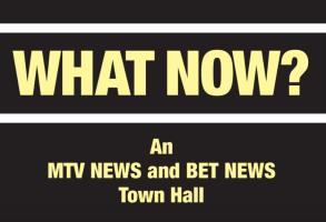 MTV BET Town Hall
