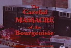 Mr. Robot Careful Massacre of the Bourgeoisie