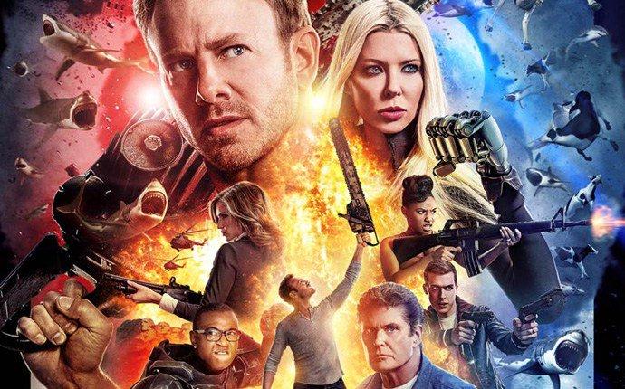 Sharknado 4 Movie : Teaser Trailer