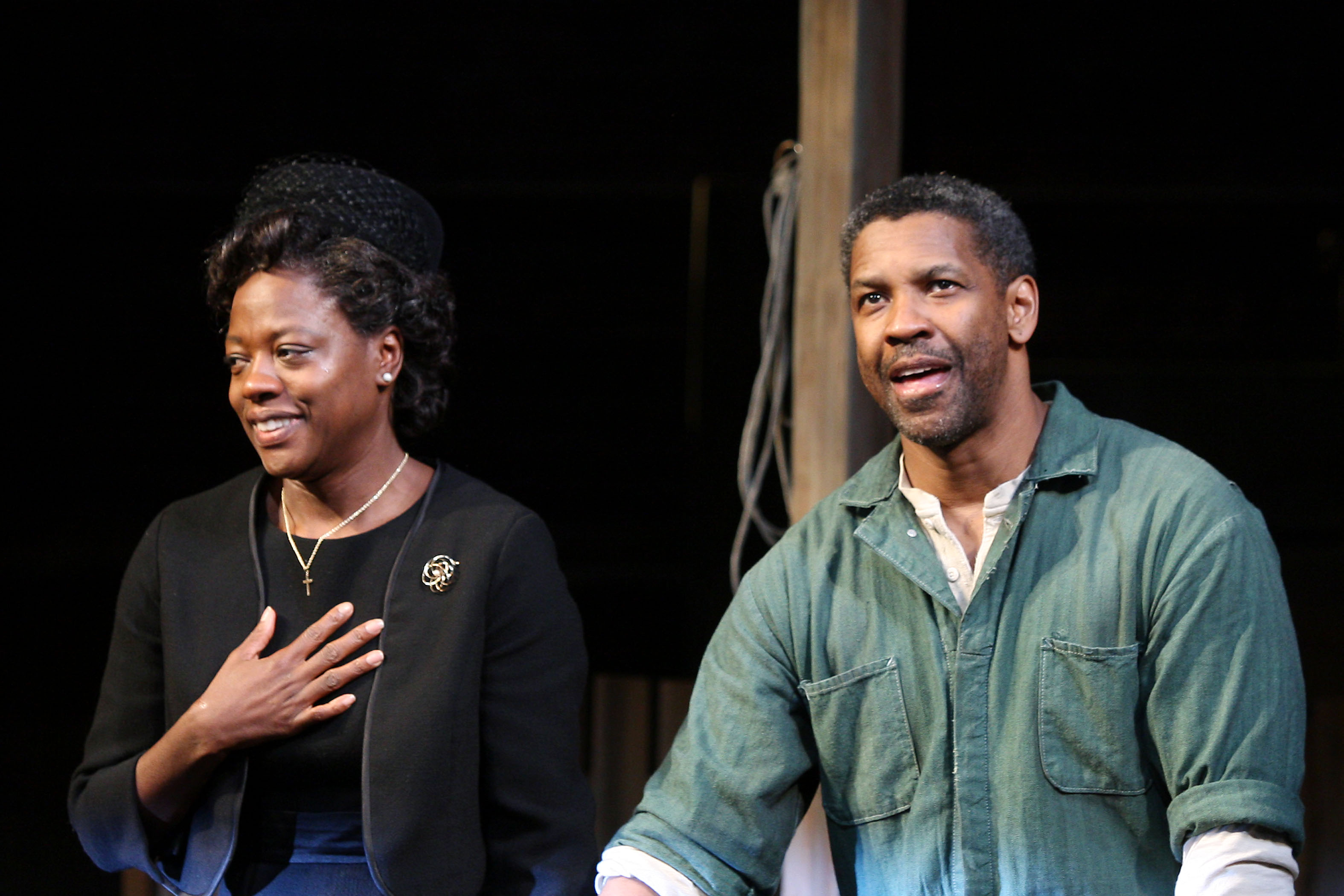 Fences': viola davis will campaign for the supporting actress.