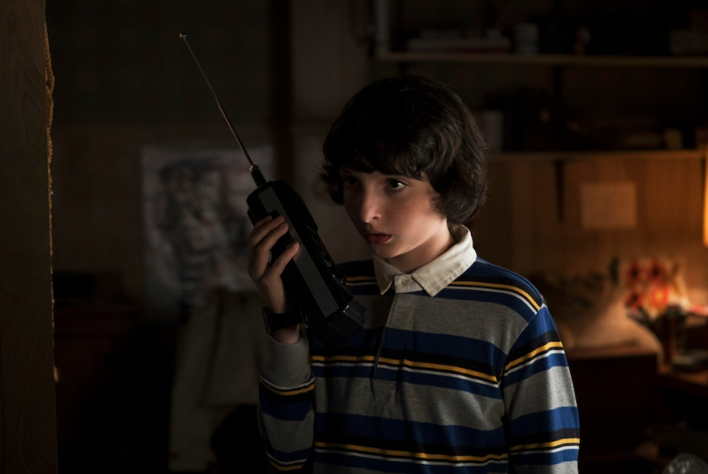 Stranger Things Season 1 Finn Wolfhard