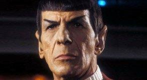 Star Trek Leonard Nimony Spock