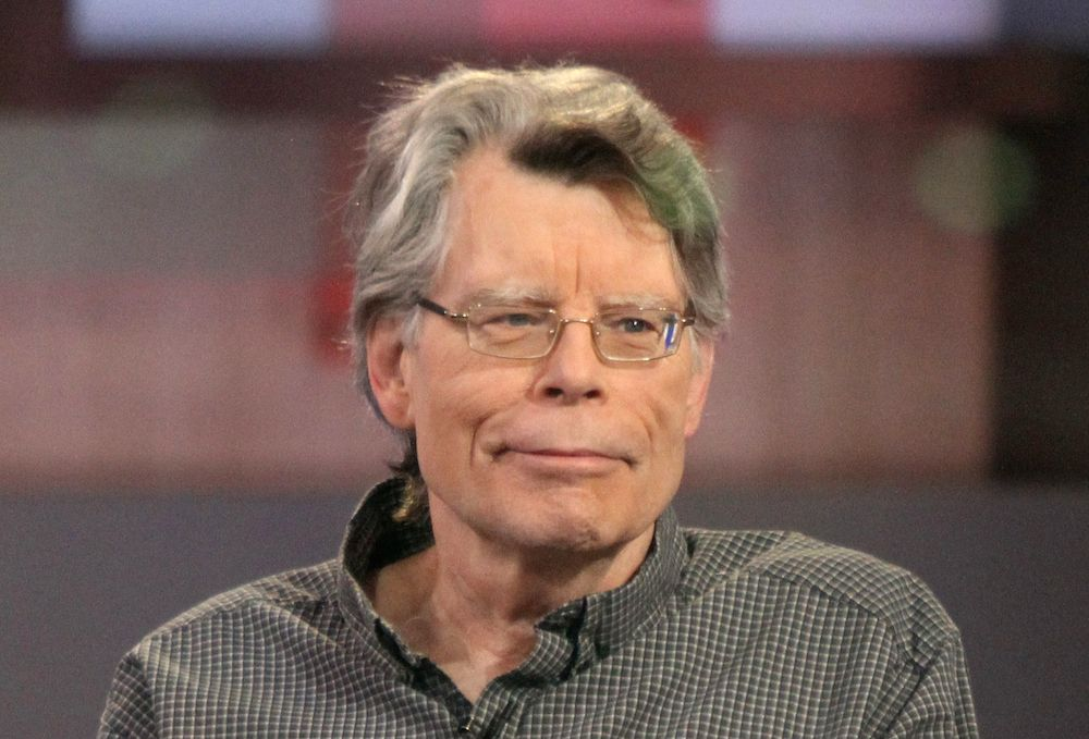 Stephen King Calls the Trump Presidency 'Scarier' Than Any of His Novels — Watch