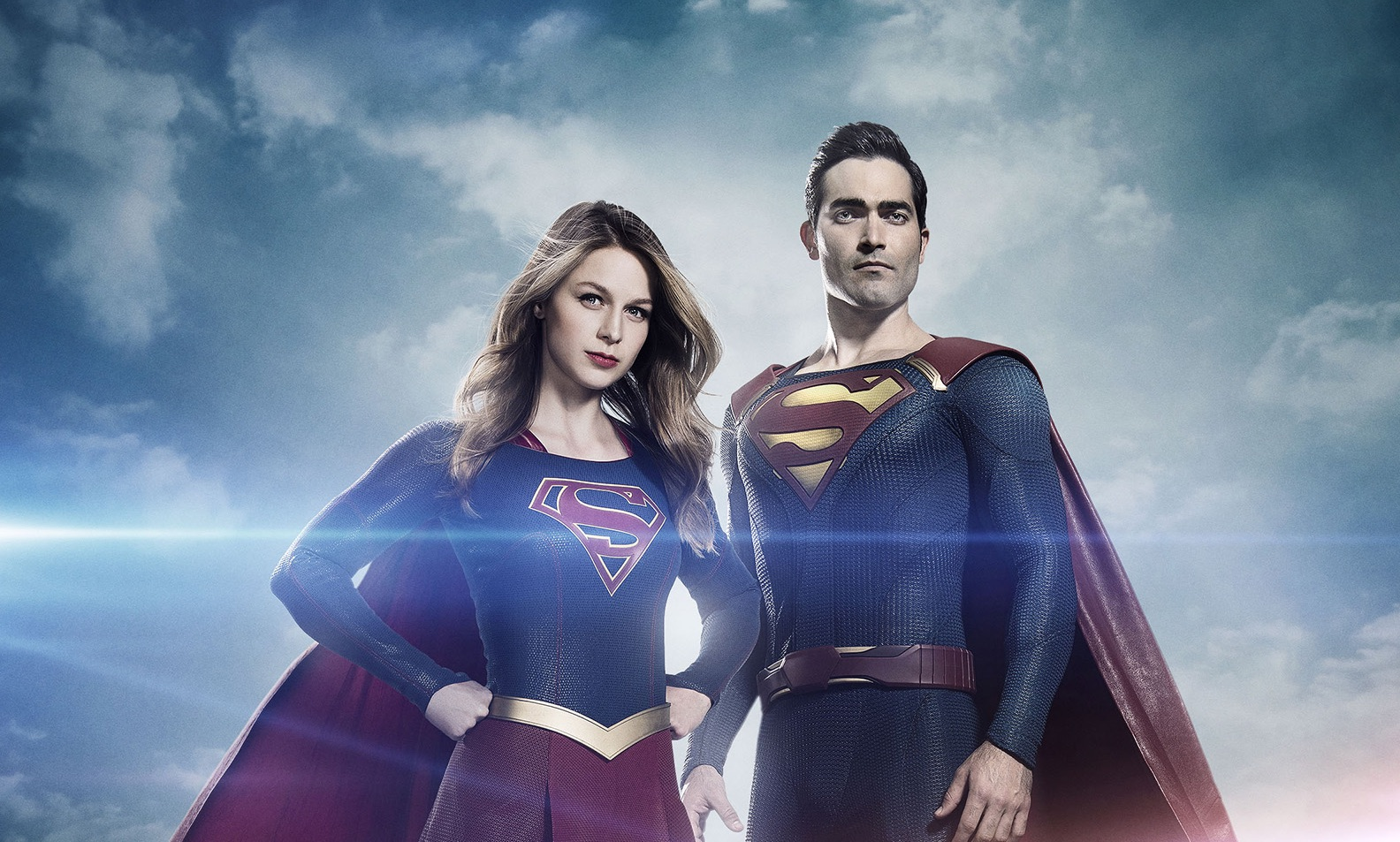 Supergirl\': Tyler Hoechlin in Costume as Superman | IndieWire