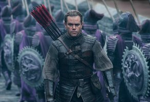 The Great Wall Matt Damon
