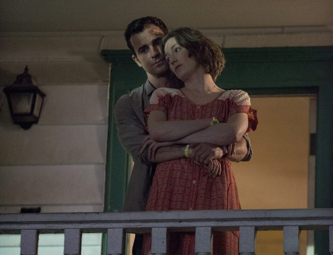 the leftovers justin theroux carrie coon