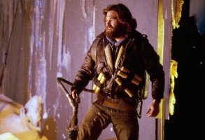 Kurt Russell in John Carpenter's The Thing