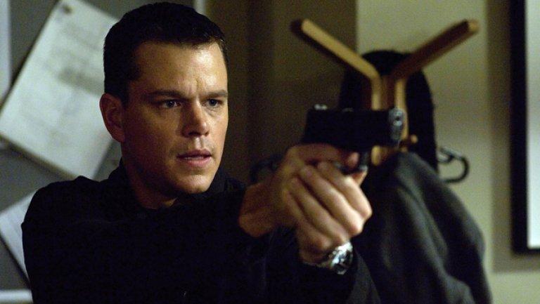Bourne Identity Matt Damon